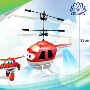 L'induction Flying Cartoon RC Helicopter jouets mini télécommande Bourdon Aéronefs pour Kid avion jouets flottants