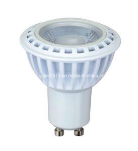 60degree Lensの新しいセリウムRoHS GU10 COB LED 5W LED Bulb Lamp Spot Light
