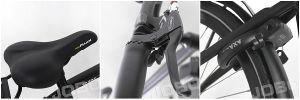 شخصيّة ناقل [إ] درّاجة مع [بروشلسّ] [بفنغ] محرّك ([جب-تد26ل])