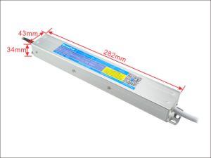 Impermeable al aire libre 12V Alimentación LED Slim