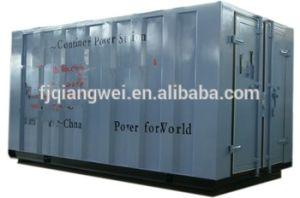 최고 가격! ! 2000 kVA 1600 Kw 최고 침묵하는 디젤 엔진 발전기 세트