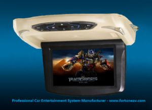 9  IR, FM, DVD, Ub, SD, 텔레비젼, Game (FG-RFD90D)를 가진 차 Roof Mounted DVD Player