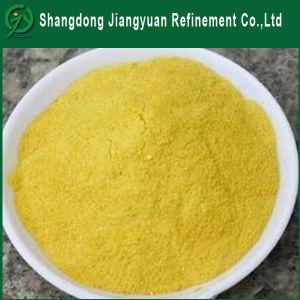 Het Chloride van het poly-aluminium in Kleur van het Type van Nevel de Droge Gele Stevige