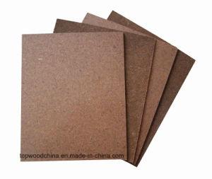 2 à 6 mm 850-900kg/m3 de la densité des panneaux durs pour le mobilier, bâtiment ou Heelpiece