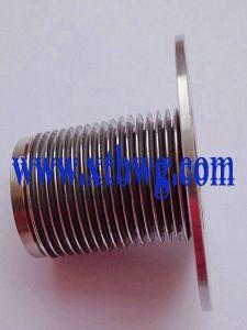 Фармацевтического оборудования уплотнение сварных сильфонов/National Semiconductor Edge-Welded упругого элемента