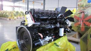 De nieuwe Dieselmotor van de Bus van de Vrachtwagen van Cummins met Elektrische Gouverneur Isde270 30 198kw/2500rpm