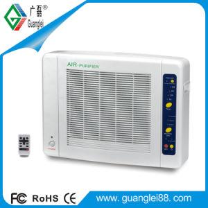 Purificador de aire de temporizador con mando a distancia de la zona de iones