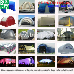 Cúpula clara insuflável tenda, globo insuflável tenda (BJ-TT30)