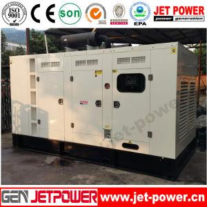 군 침묵하는 발전기 300 kVA 방음 Gensets 300kVA 발전기 가격