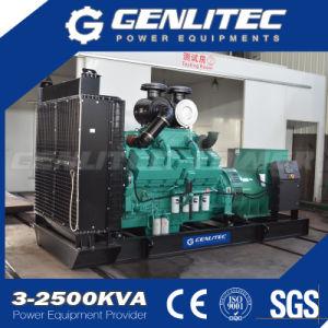 Genlitec (Chine) 800kVA 1000kVA 1250kVA grande puissance génératrice diesel Cummins