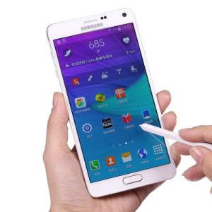 Teléfono móvil de la marca original Nota4 Nota 4 para Samsung Galaxy N910