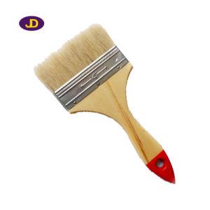 Freier Griff-Lack-Pinsel des BeispielPBT hölzerner