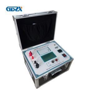 Китай производитель портативный цветной ЖК-дисплей построен в микро принтер 200 цепи стакан контактное сопротивление измеритель сопротивления шлейфа micro ом тестер