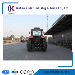 小屋が付いている強力で大きい160HP農場トラクター