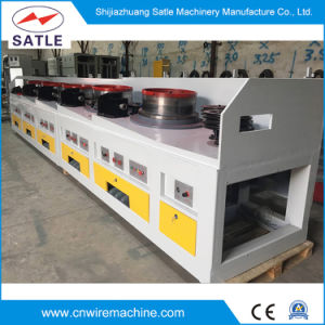 Mejor calidad de China Máquina de dibujo de alambre recocido negro