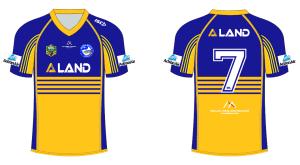 La sublimazione su ordinazione di alta qualità stampata mette in mostra l'uniforme di rugby