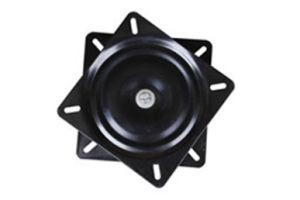 リクライニングチェアのメカニズムのための良質10inchの金属の旋回装置ベース