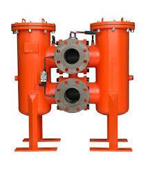 Doppeltes großes Strömungsgeschwindigkeit-Rückkehr-ÖlNetzentstörfilter