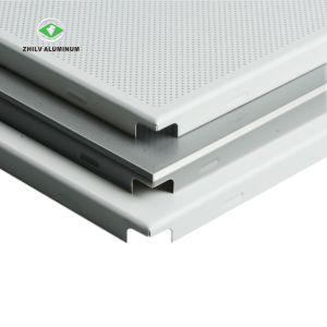 L'aluminium perforé les dalles de plafond pour la décoration commerciale