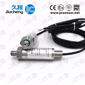 Jc660 (01) Anti-Explosion Sensor de presión, transmisor de presión absoluta Transductor de presión diferencial