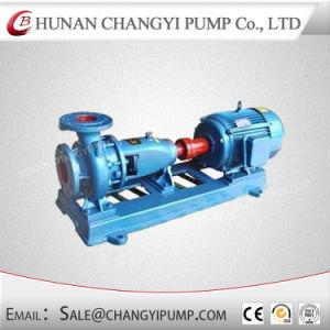 O motor diesel da bomba de água para rega agrícola