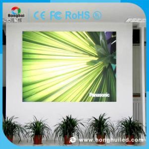 HD P1.667 pleine couleur de la publicité intérieure de panneaux LED