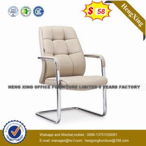 PUの革最高背部金属フレームの旋回装置の執行部の椅子(NS-308B)