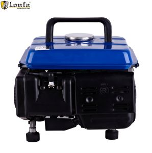 Портативный Homeuse 500wtiger бензин генератор Tg950