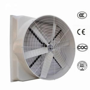 Ventilator-Faser-Glas-Ventilations-Absaugventilator Foshan-FRP für Gewächshaus-Geflügelfarm
