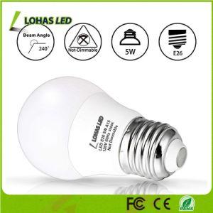 China Fornecedor Lâmpada LED de marcação RoHS Poupança de energia de alta potência de luz da lâmpada LED 5W2835 lâmpada LED SMD