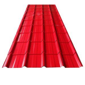 Los edificios materiales de PVC ASA Teja Hoja techado