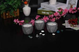 Vela Perfumada decorativa no copo de vidro com caixa de Nice