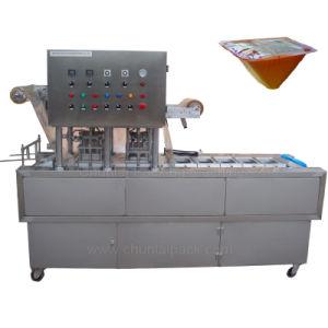 Máquina de enchimento e selagem automática para sanduíche de gotejamento