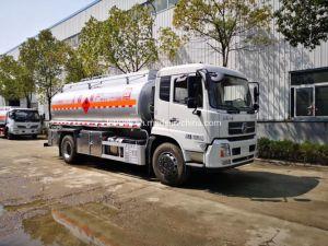 L'Europe 15000 Standard de l camion-citerne de ravitaillement en carburant camion avec distributeur de carburant de 15 m3 de la pompe de réservoir d'huile de chariot