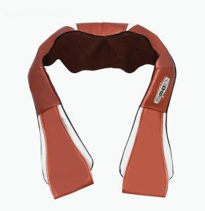 El Shiatsu Masajeador de hombros con el calor profundo amasar cinturón de masaje
