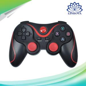 2.4G PS3/Android/PC/TV 상자 iPad를 위한 무선 이동 전화 Bluetooth 게임 관제사
