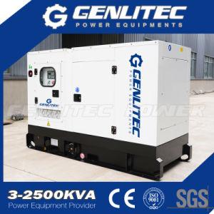 leiser Dieselgenerator 30kVA mit Perkins 1103A-33G (GPP30S)