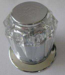 コックの部品またはPlasitc ABCの蛇口ハンドル(HW-213)