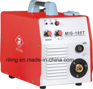 Máquina de soldagem MIG do inversor (MIG-160T / 180T / 200T)