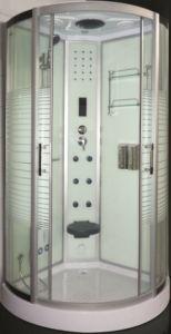 Deslizando cuarto de baño completo cuarto de baño de vapor de la ...