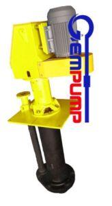 pompa lunga di verticale dell'asta cilindrica della pompa dei residui di 65qv-Sp (r)