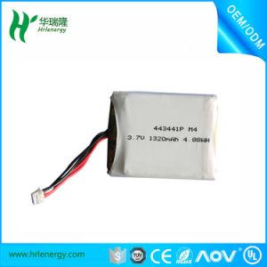 Paquetes de encargo de la batería 3.7V 250mAh Lipoly