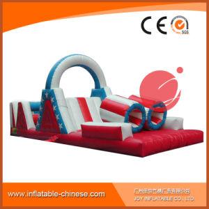 매혹적인 튼튼한 팽창식 장애물 코스 도전 (T8-104)