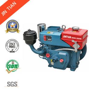 Motore diesel del singolo cilindro dell'HP del modello a caldo 4 (R170A)