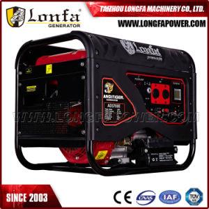 Buckcasa Typ Generator 6kw/6kVA steuern Gebrauch-super leisen Benzin-Generator automatisch an