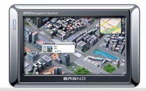 La navigation GPS (GC-4370A)