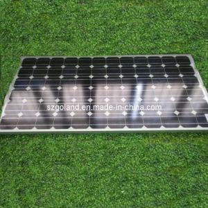モノラル結晶のケイ素の太陽電池パネル(GCC-175W)
