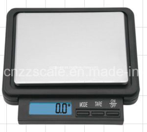 2000g/0.1g Digital Pocket Scale Digital Electronic Jewelry Scale