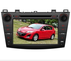 Mazda 3 (새로운 자료) 차 DVD GPS