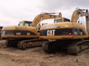 Cat usato 320c Excavator di Original